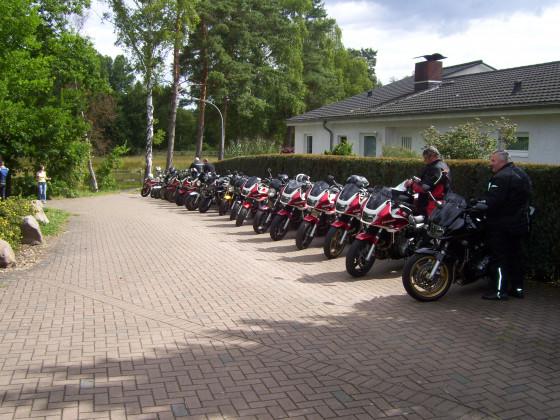 CB Stammtisch Nord in Asendorf 2009