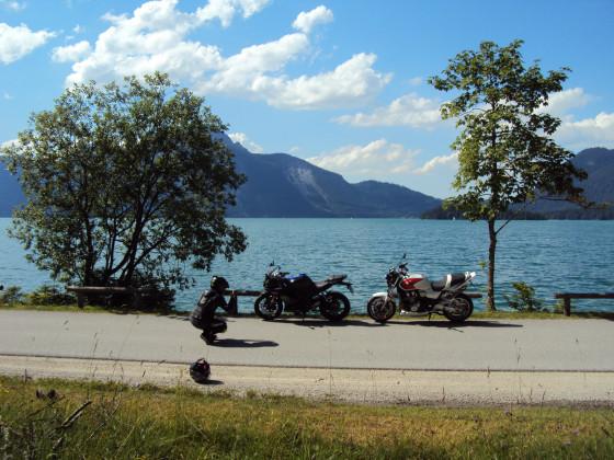 Unterwegs mit dem Sohn – diesmal am Walchensee